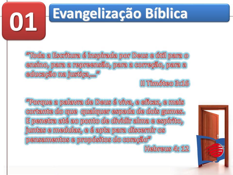 0101 Evangelização Bíblica
