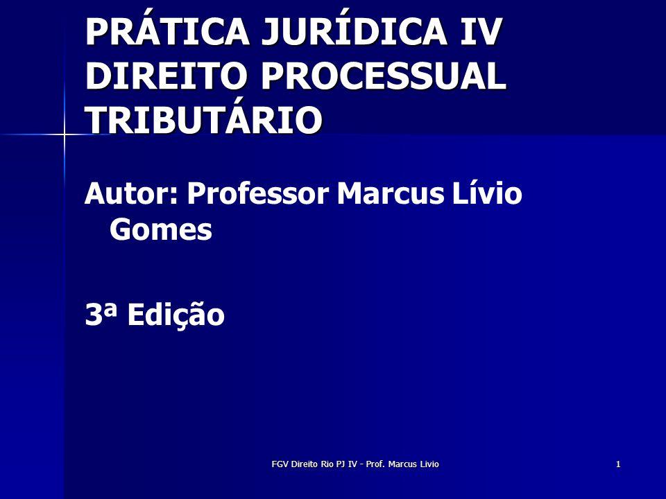 92 EMBARGOS À EXECUÇÃO FISCAL ARTIGOS DE LEITURA OBRIGATÓRIA Art.