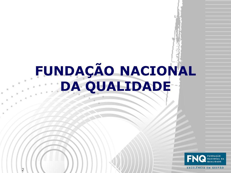 3 MISSÃO Disseminar os fundamentos da excelência em gestão para o aumento de competitividade das organizações e do Brasil.