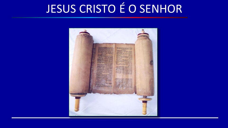 Jesus Cristo é Senhor Ho kyrios tem implicação radical na dimensão moral Jesus nos conclama à obediência (Jo 14:21; Jo 15:10-14; Fp 2:7-8)