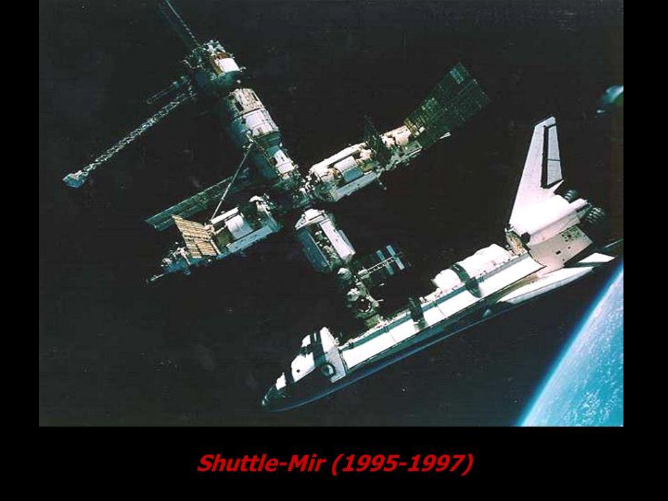 Shuttle-Mir (1995-1997)