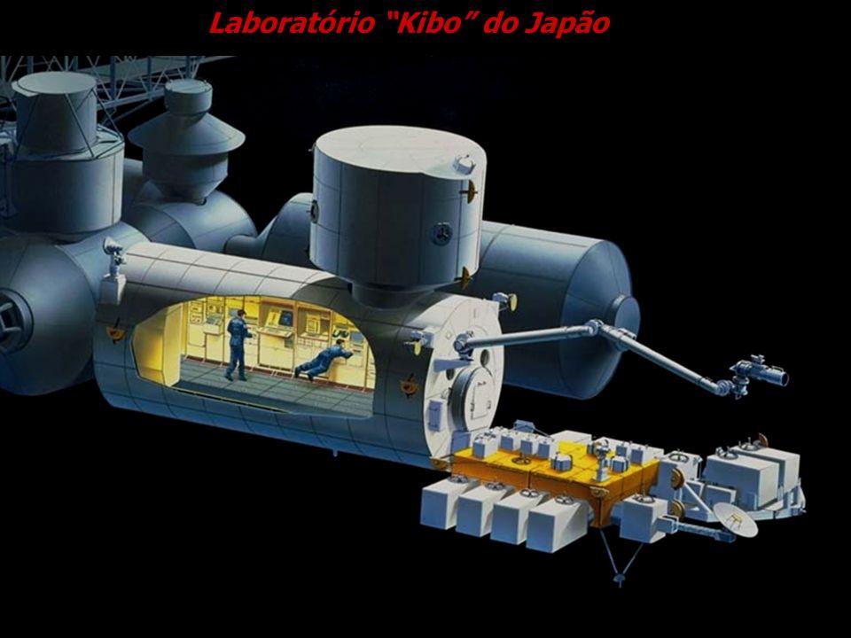 Laboratório Kibo do Japão