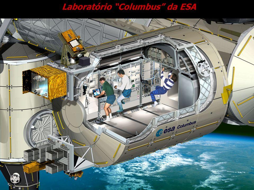 Laboratório Columbus da ESA