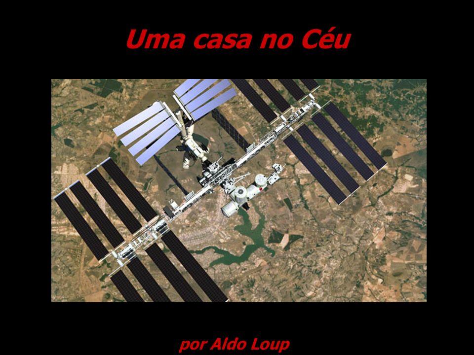 Uma casa no Céu por Aldo Loup