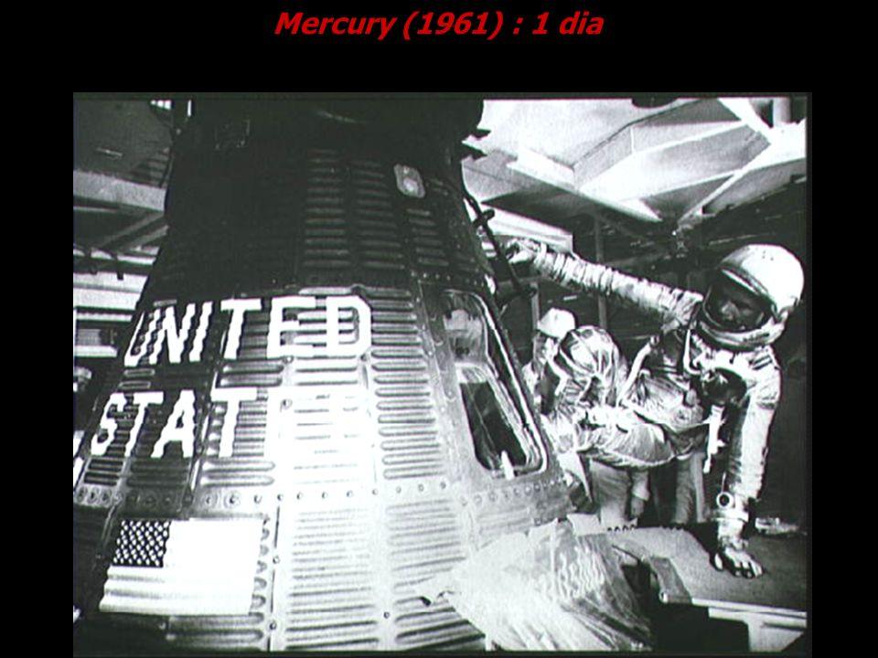 Mercury (1961) : 1 dia