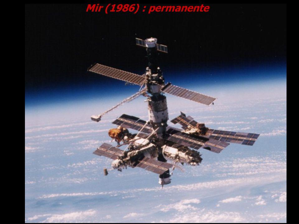 Mir (1986) : permanente