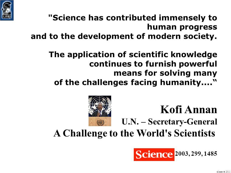 A pesquisa científica contemporânea se faz em ambiente interdiscipliar de rede.