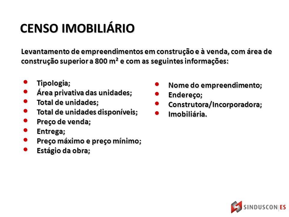 Região 15: Barra do Jucu, Santa Paula, Ulisses Guimarães, Terra Vermelha e Ponta da Fruta Valores em reais (R$) Preço Médio/m²: Mai/2012 e Jun/2013 Unidades disponíveis em construção