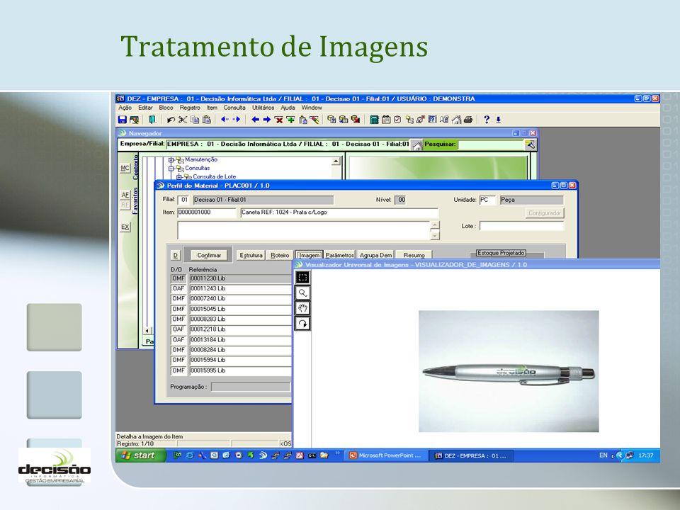Tratamento de Imagens