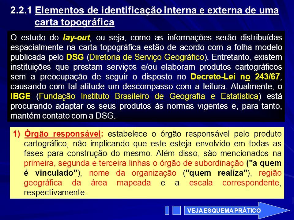 ÓRGÃO RESPONSÁVEL