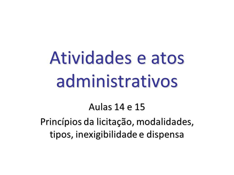 Convite Art.22, L. 8.666/93Art. 22, L. 8.666/93 §3o.
