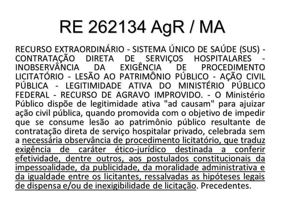 REsp 797179 / MT