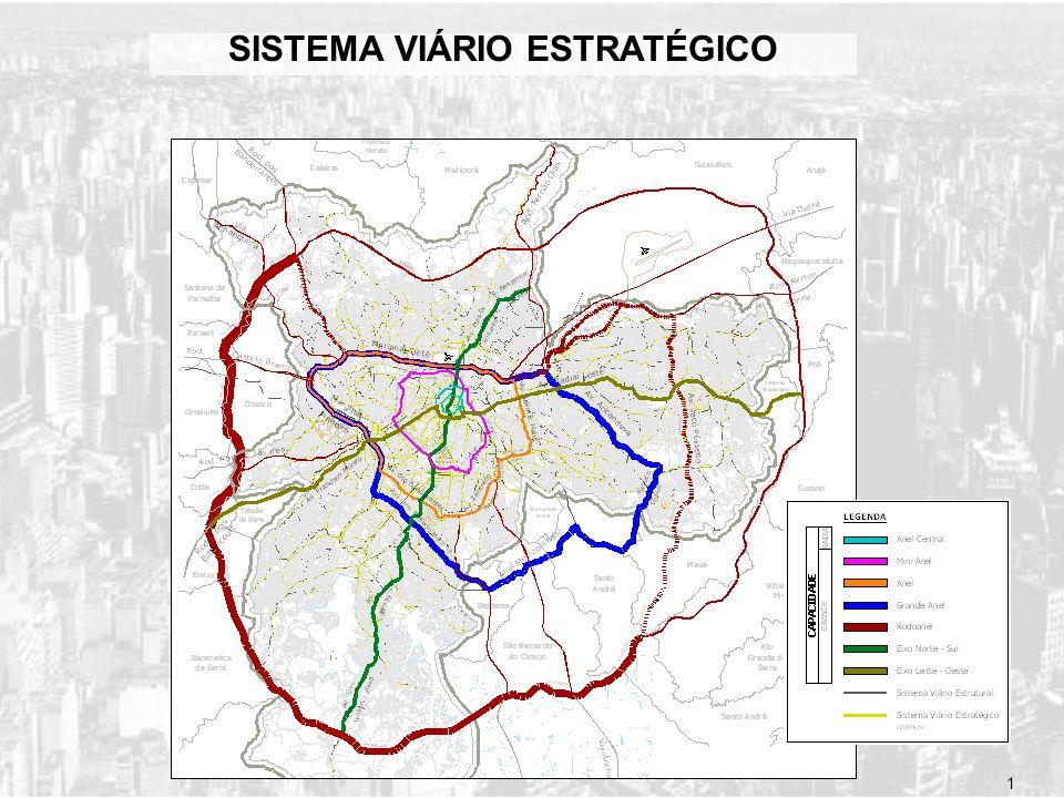 SISTEMA VIÁRIO ESTRATÉGICO 1