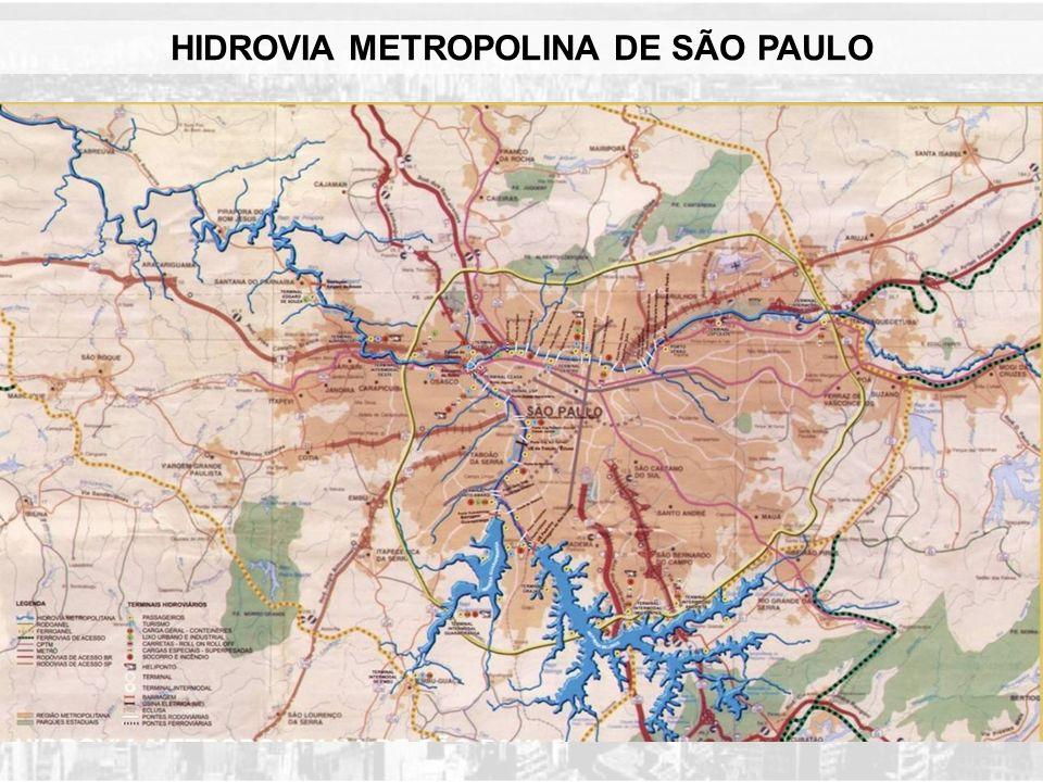 HIDROVIA METROPOLINA DE SÃO PAULO