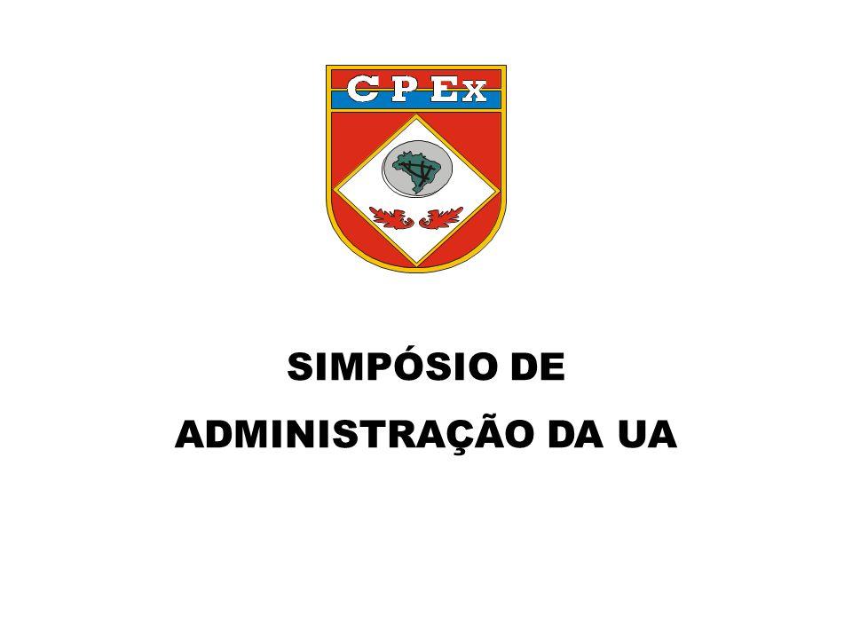 SIMPÓSIO DE ADMINISTRAÇÃO DA UA