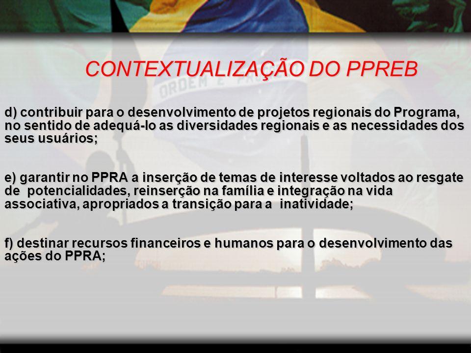 PROGRAMA DE PREPARAÇÃO PARA A RESERVA DOS OF E PR TEMP PARA A RESERVA DOS OF E PR TEMP SUGESTÃO