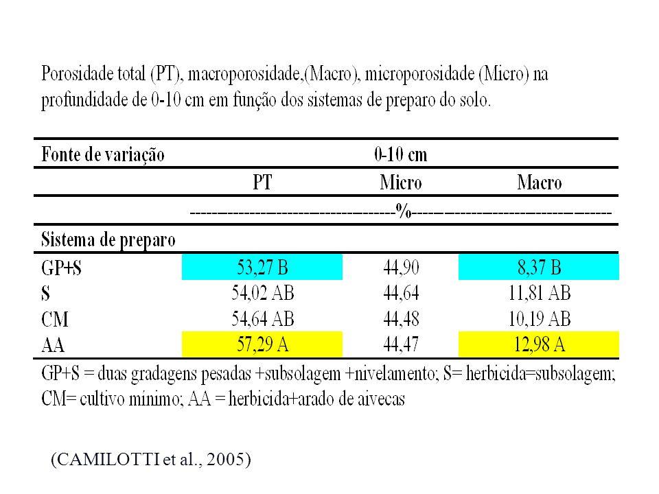 (CAMILOTTI et al., 2005)
