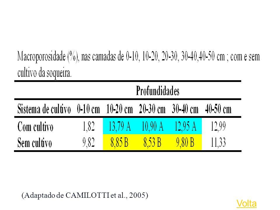 (Adaptado de CAMILOTTI et al., 2005) Volta