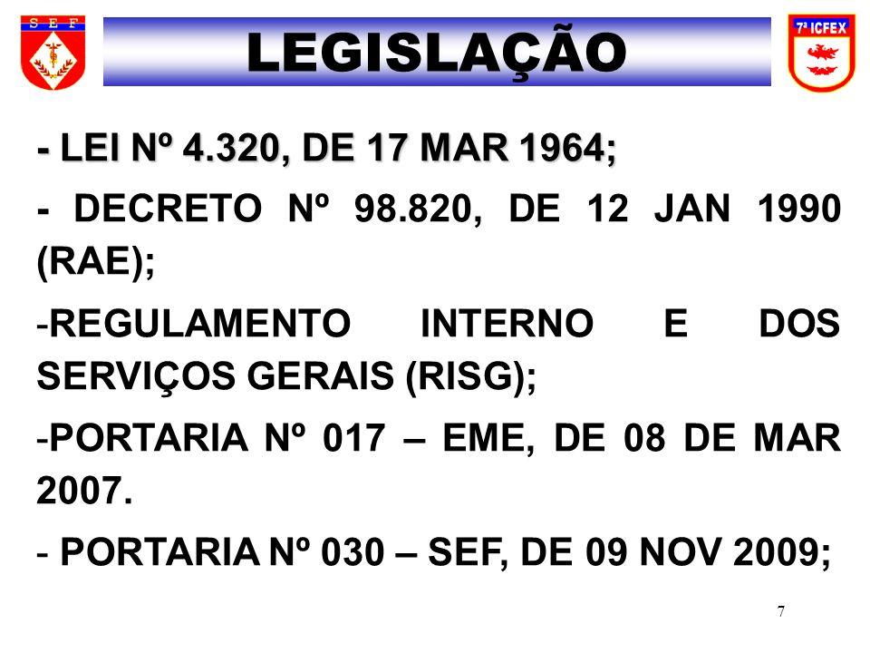 CONCILIAÇÃO PATRIMONIAL 19/89 b.