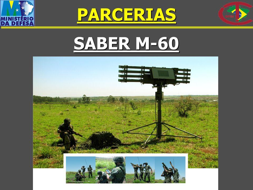 SABER M-60 PARCERIAS