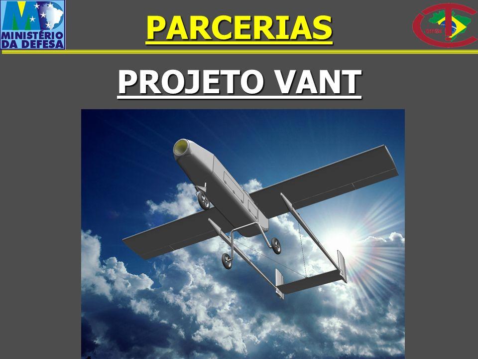 PROJETO VANT PARCERIAS
