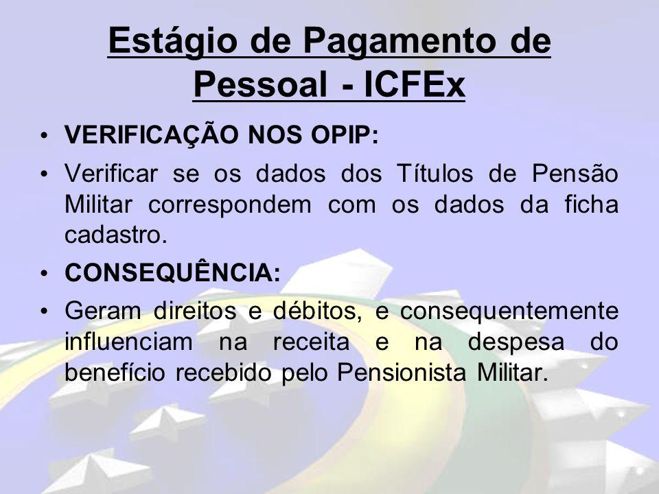 TÍTULO DE PENSÃO MILITAR