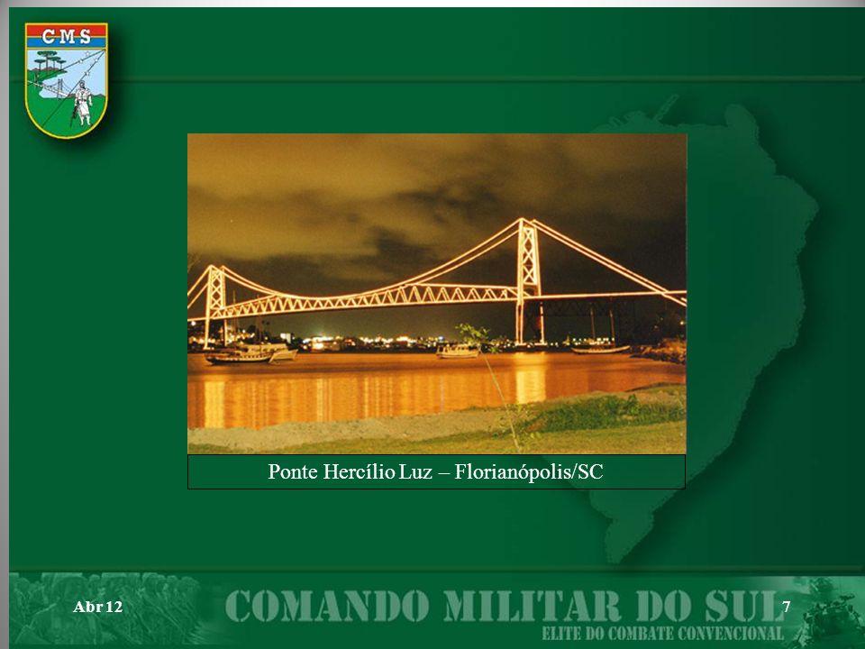 Abr 1218 - Distribuição de folders do Projeto Cultural do Museu Militar do Comando Militar do Sul e do Programa Mecenas aos seus visitantes; Divulgação do Programa Mecenas nos C Mil A