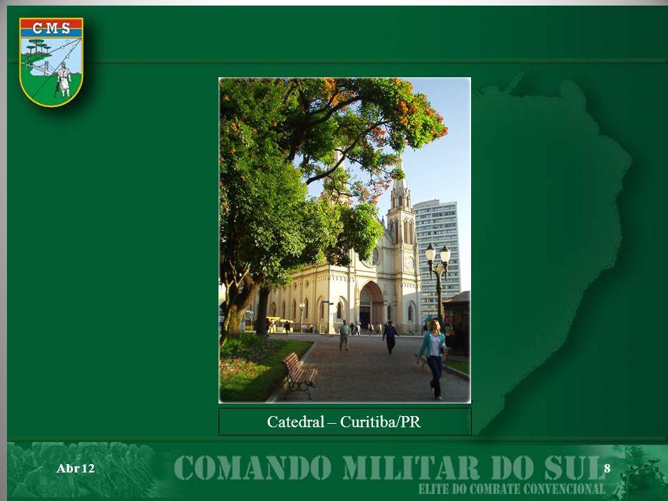 Abr 1249 Espaços Culturais – RIO GRANDE DO SUL 3º GAC AP – Santa Maria