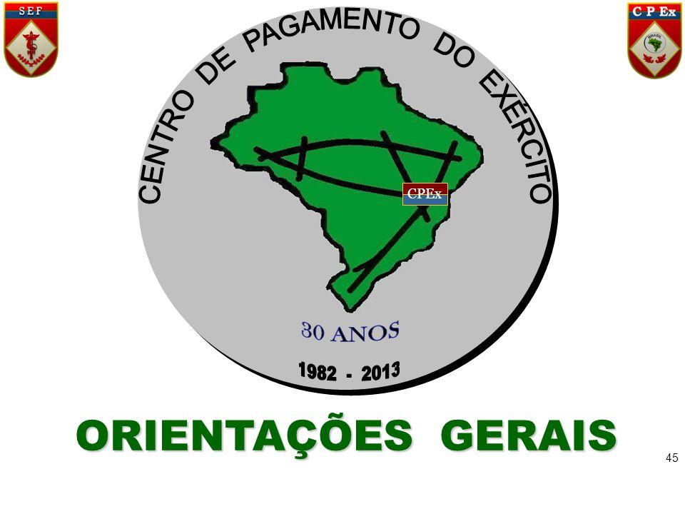 CPEx ORIENTAÇÕES GERAIS 45