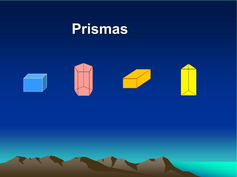 Quem sou eu? Tenho: 10 vértices 15 arestas 7 faces Prisma pentagonal