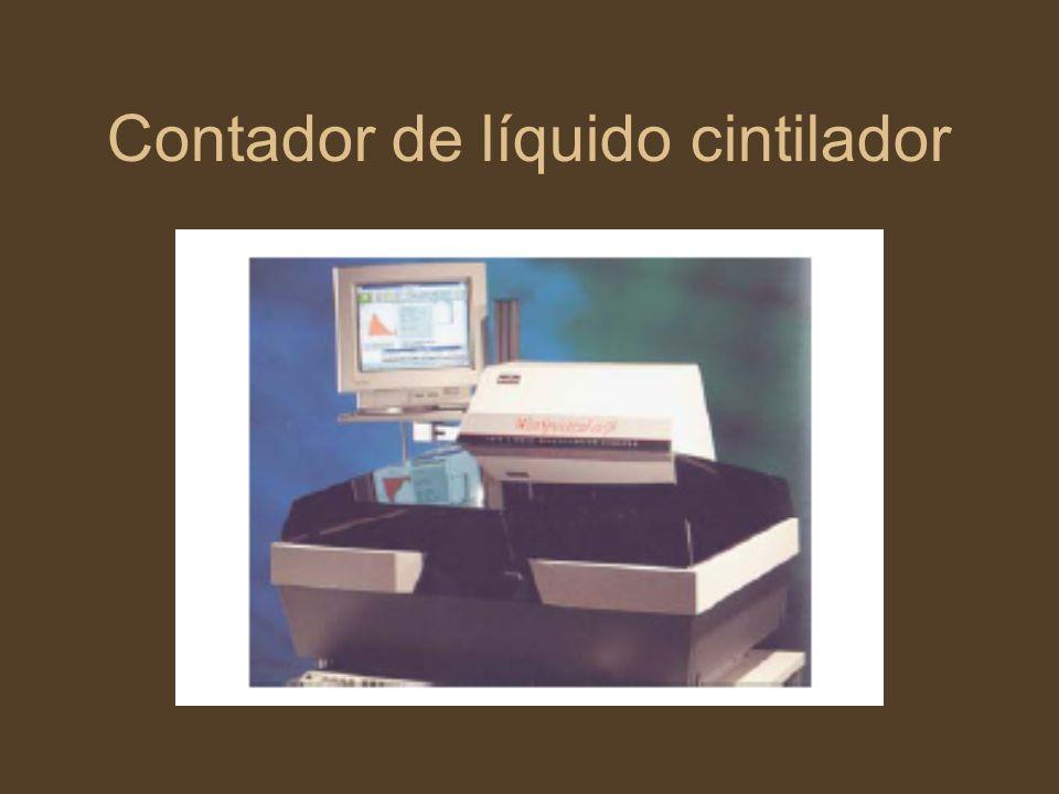 Contador de líquido cintilador