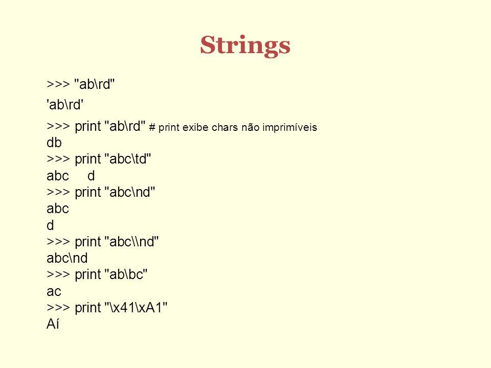 Strings >>>