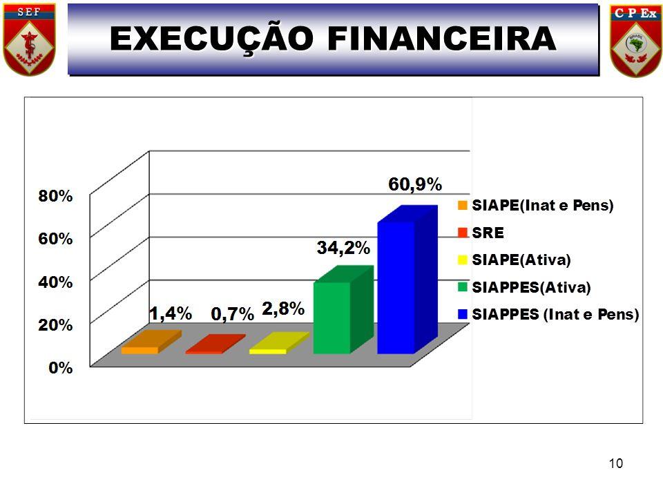 EXECUÇÃO FINANCEIRA 10
