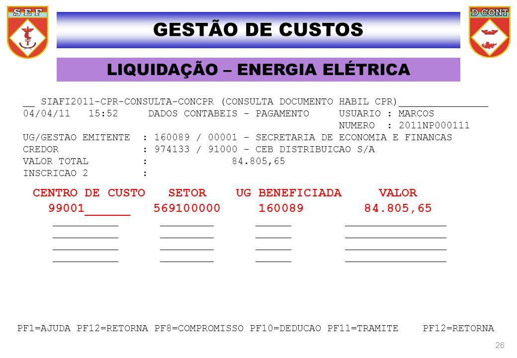 __ SIAFI2011-CPR-CONSULTA-CONCPR (CONSULTA DOCUMENTO HABIL CPR)_______________ 04/04/11 15:52 DADOS CONTABEIS - PAGAMENTO USUARIO : MARCOS NUMERO : 20