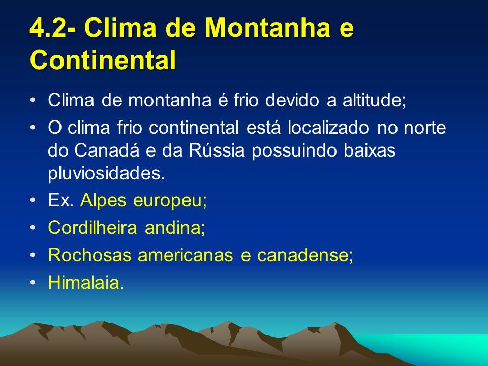 Responda: 1)Como se caracteriza o clima equatorial.