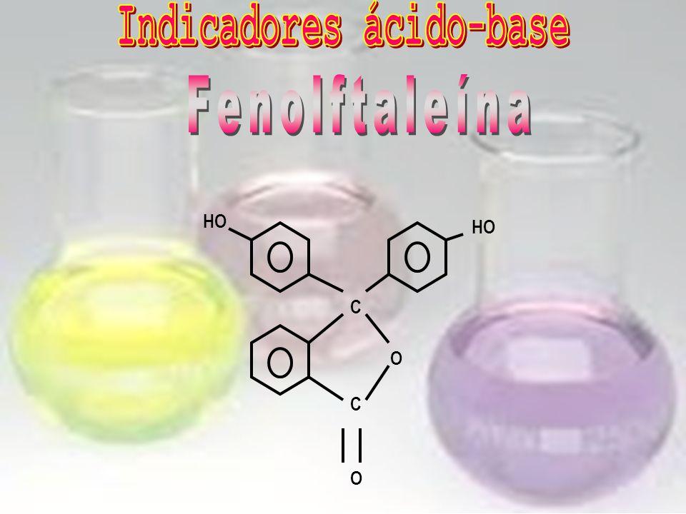 Fenolftaleína; Alaranjado de Metila; Azul de Bromotimol; Tornassol; Repolho roxo e beterraba.