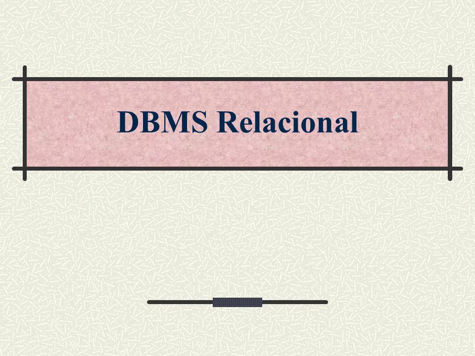 DBMS Relacional