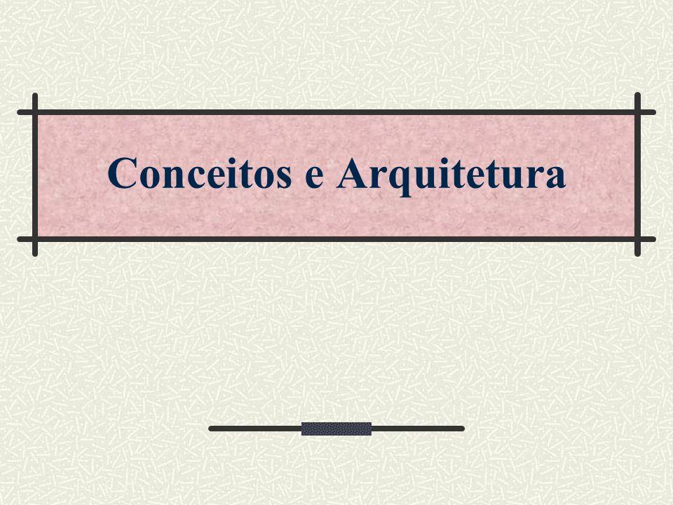 Conceitos e Arquitetura