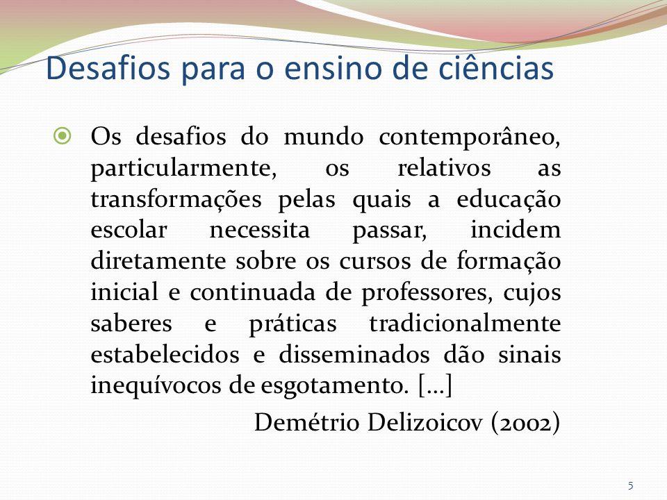 CAPES www.capes.gov.br ensino de ciências e matemática 16