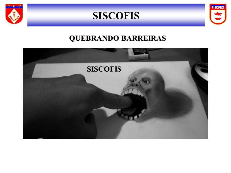 SISCOFIS QUEBRANDO BARREIRAS QUEBRANDO BARREIRAS SISCOFIS