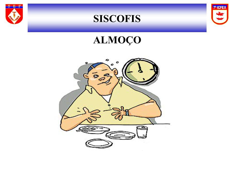 SISCOFIS ALMOÇO