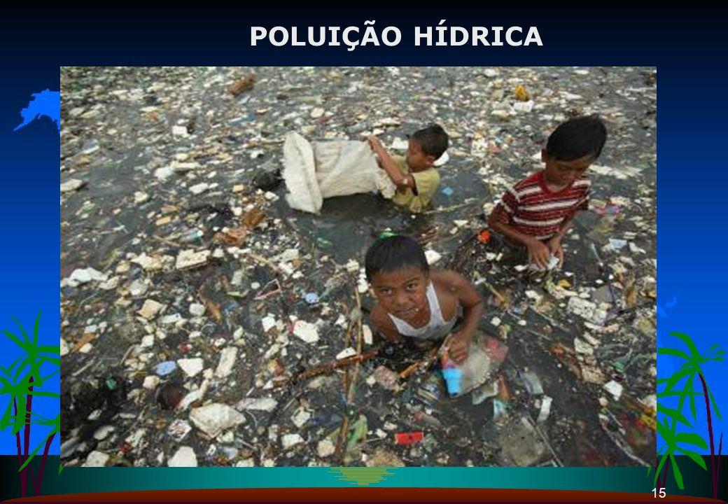 15 POLUIÇÃO HÍDRICA