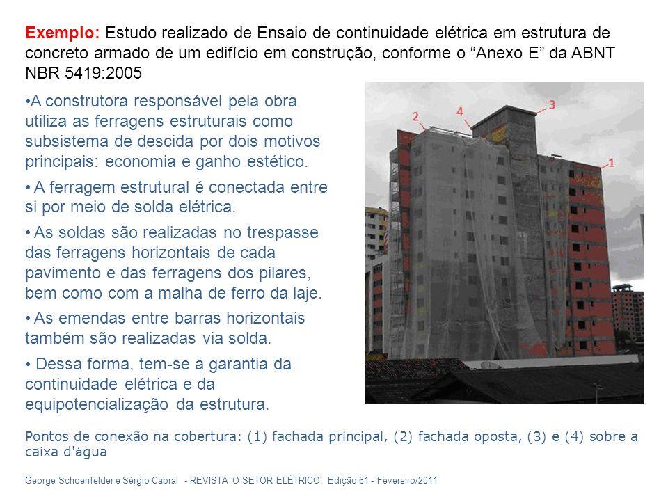 Avaliação do risco de exposição ABNT 5419:2005 Mapas de curvas isocerâunicas Brasil