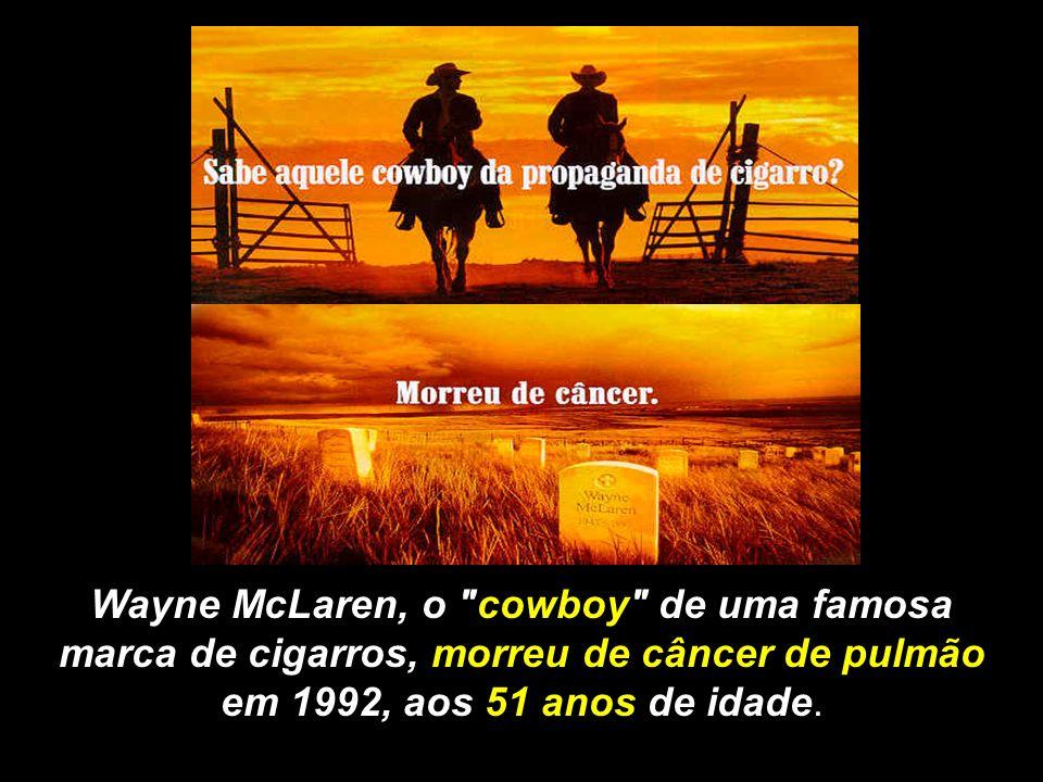 Wayne McLaren, o