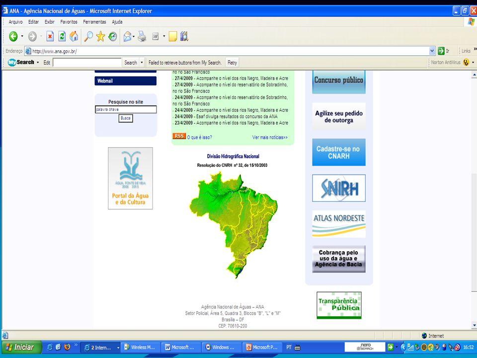 A Amazônia é conhecida mundialmente por sua disponibilidade hídrica e pela quantidade de ecossistemas.