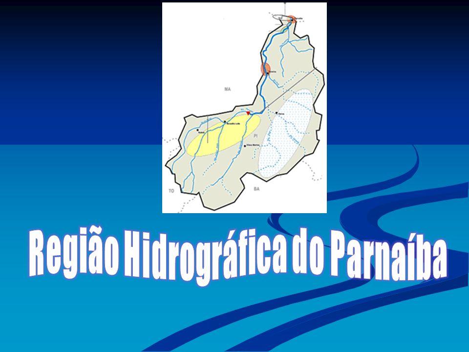 Depois da bacia do rio São Francisco, a Região Hidrográfica do Parnaíba é hidrologicamente a segunda mais importante da Região Nordeste.