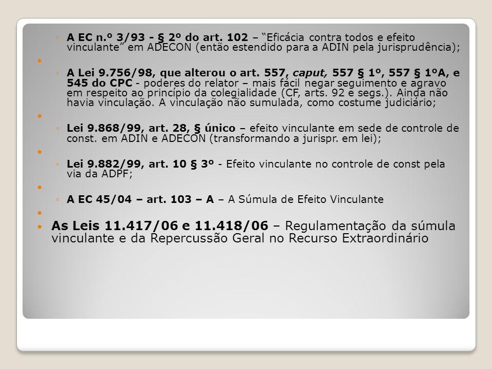 REQUISITOS PARA A EDIÇÃO DA SÚMULA VINCULANTE LEGAIS (CF, art.