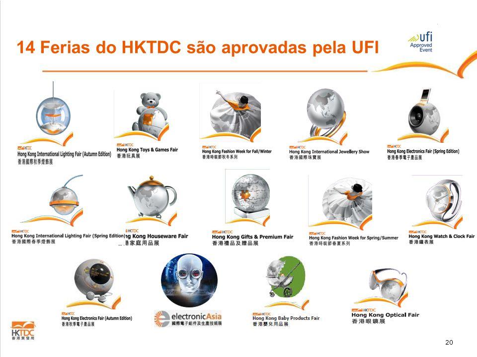 20 14 Ferias do HKTDC são aprovadas pela UFI
