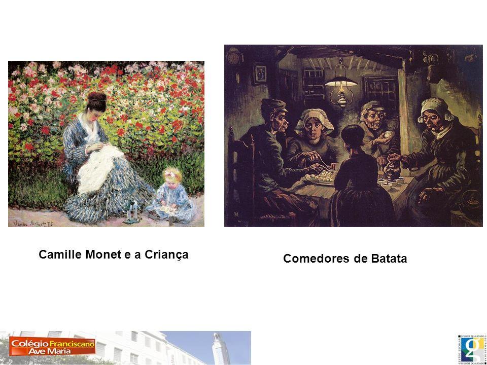 Camille Monet e a Criança Comedores de Batata