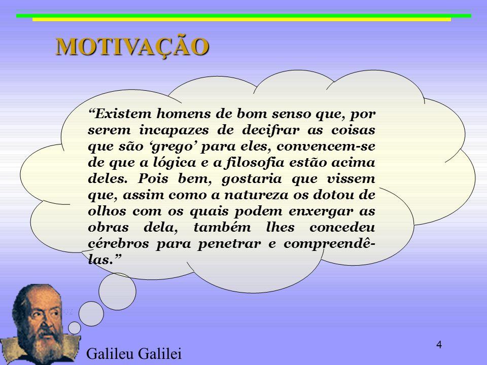 Mar/2003 4 Existem homens de bom senso que, por serem incapazes de decifrar as coisas que são grego para eles, convencem-se de que a lógica e a filoso